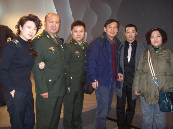 《走西口》导演李三林率主创作客新闻会客厅