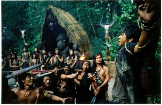 康洪雷雷倒一片《幻想之旅》竟是山寨《迷失》