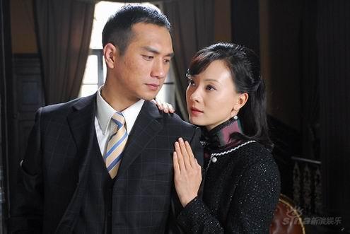 《倾城之恋》今晚央视亮相陈数挑战白流苏(图)