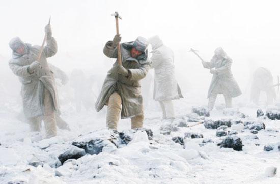 评论:《北大荒》――感天动地的中国力量(图)