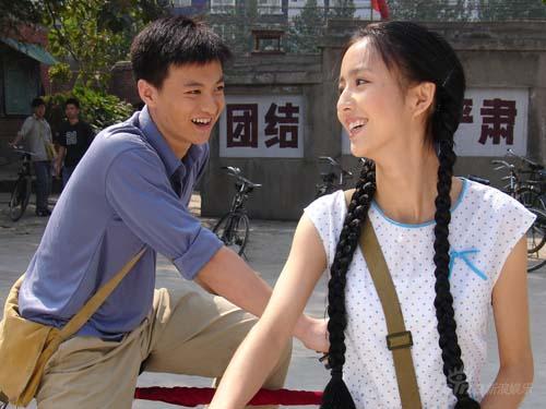 《空巷子》青春开跑佟丽娅屡受感情创伤(图)
