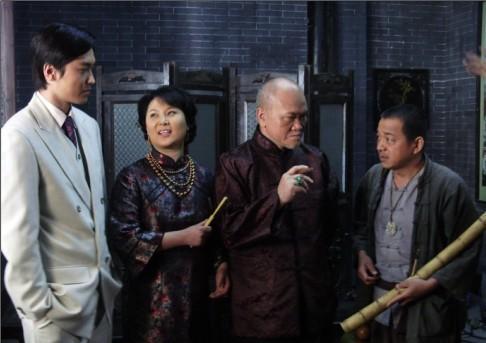 杨紫茳马苏领衔《瑞莲》帅哥美女老戏骨荟萃