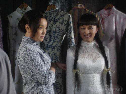 《云袖》刘晓庆儿媳惹人爱观众称娶妻娶李艳冰