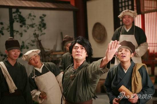 吴庆哲颠覆硬汉形象搞笑出演《七仙女2》