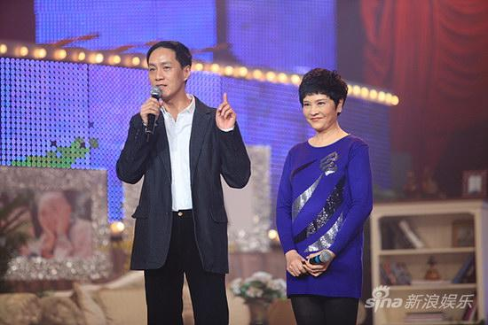 """十大明星家庭曝光梁丹妮装影迷""""钓鱼""""冯远征"""