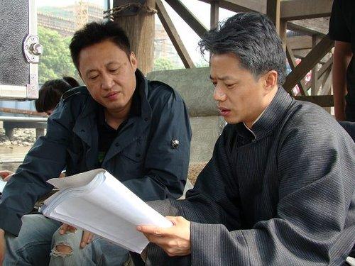 《在片场》明晚提前揭秘《上海,上海》