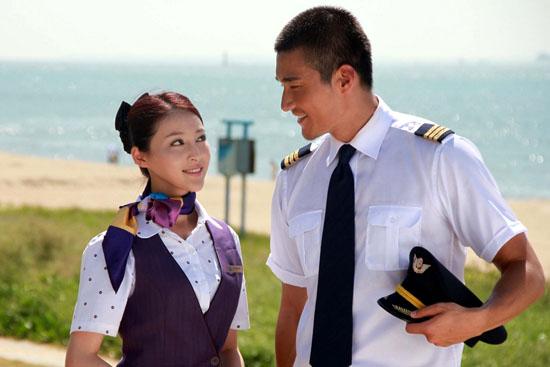 《空姐日记》胡兵甘婷婷对戏