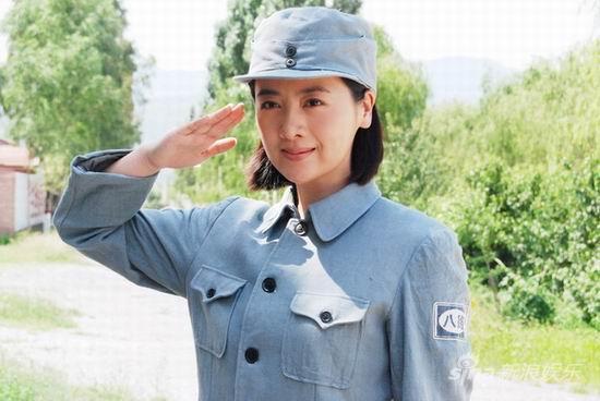 《水上游击队》开机小李琳首演军戏素颜出镜