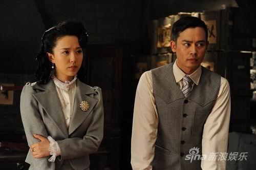 """《黑色名单》热拍颜丹晨许圣楠出演""""情侣档"""""""