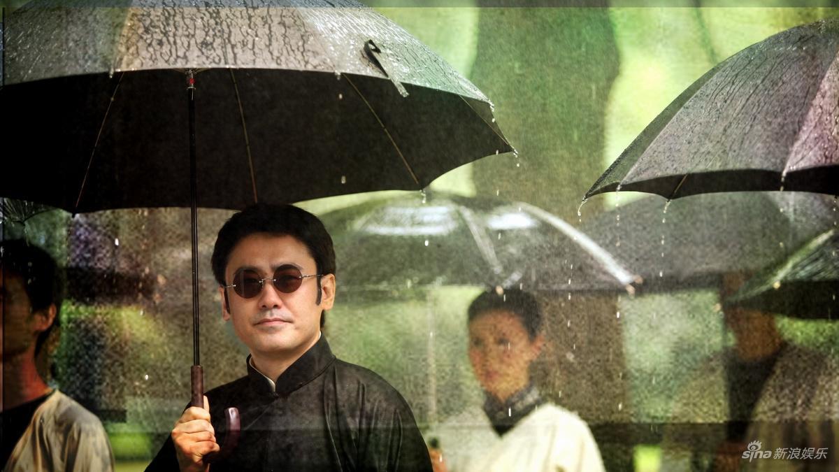吴秀波《上海上海》演绎传奇枭雄一生宠辱