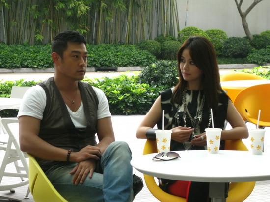 《三国》香港首播纪行之一:TVB花园中的录制