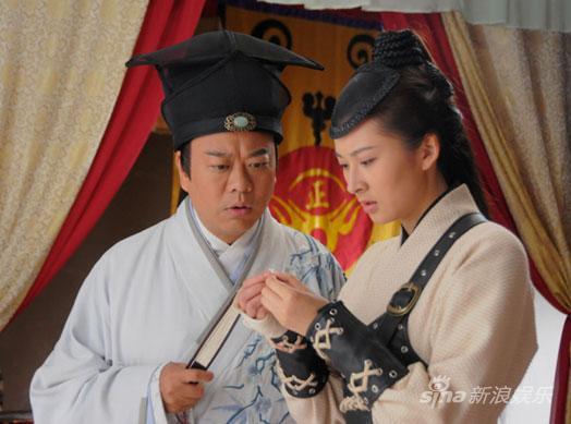 天生无才》热播 杨亚上演明朝公主复仇记(图)_影音 ...