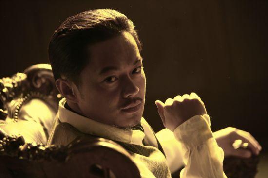 《绝杀》横店热拍 剧组集体学日语演员很抓狂