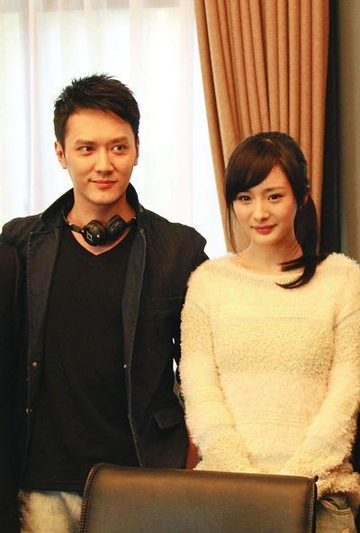 冯绍峰和杨幂