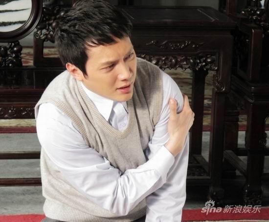 冯绍峰《天涯赤子心》剧照