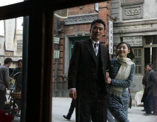 王丽坤、柳云龙《告密者》剧照