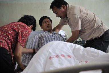 住进凤阳医院