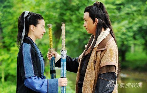 潘粤明、董洁夫妻档出演