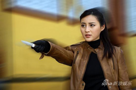 甘婷婷《螳螂》饰演陈丽红
