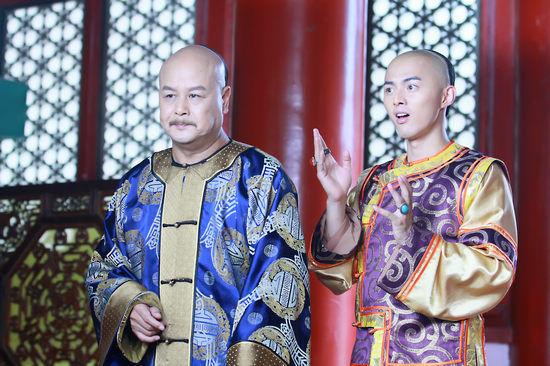 福郡王与儿子淳贝勒