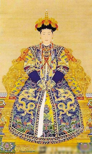 孝敬宪皇后-宜修原型