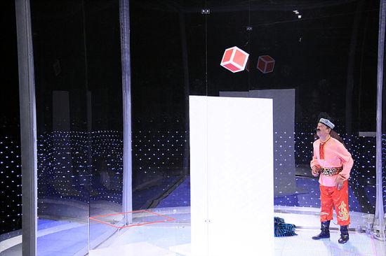 东方卫视《舞林》后打造周日季播档《梦立方》
