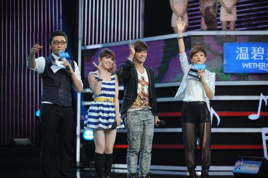 伊一热舞_5月28日,罗志祥(微博)来到杭州,和伊一一起录制教孩子们跳舞的舞蹈