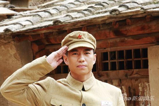 《战火西北狼》谷智鑫再饰狼王显霸气