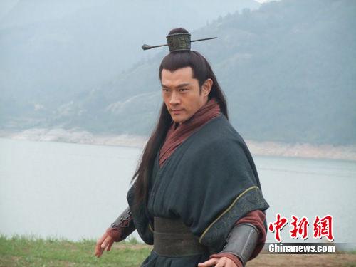 新版《三国》台湾开播黄维德被封最帅周瑜
