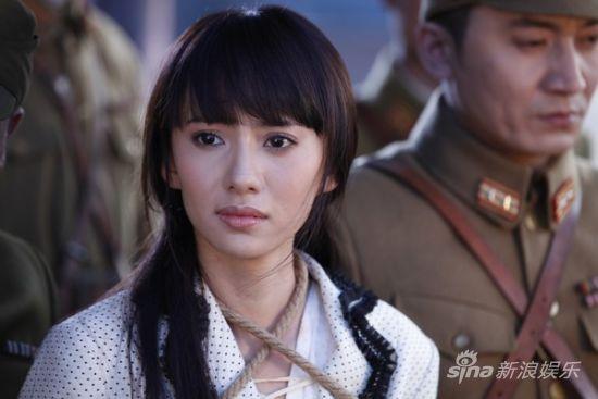 刘萌萌饰演《利箭行动》女一号林筱雨
