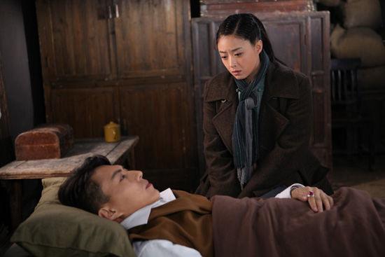 靳东与蒋欣