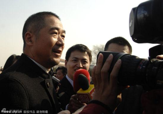 张国立现身两会盼《原乡》能在台湾播出