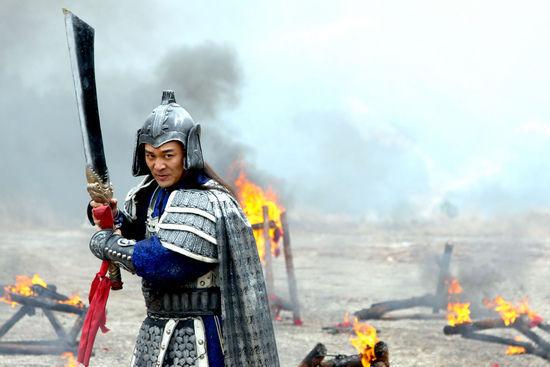 剧中,一向出演正面人物的吴樾则从忠臣变反派,饰演头号反面人物苏宝同