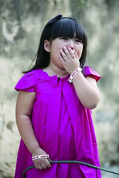 李湘女儿Angela