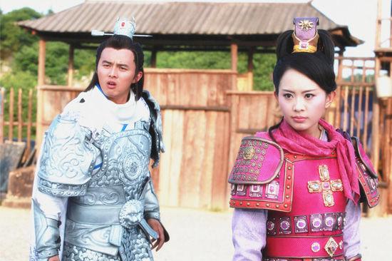 《隋唐英雄4》孙耀琦不让须眉演活女将军|孙耀
