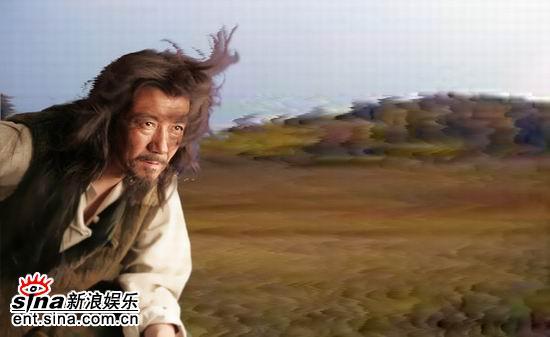 李幼斌《闯关东》造型曝光再塑屏幕硬汉(组图)