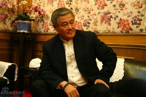 组图:赵本山受访爱徒小沈阳爆红与其平起平坐