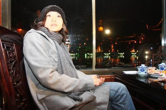 陈好于和伟《纸醉金迷》登录南京(组图)
