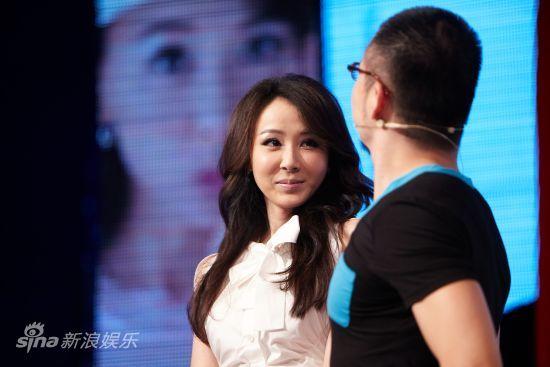 被媒体封为台湾第一美女