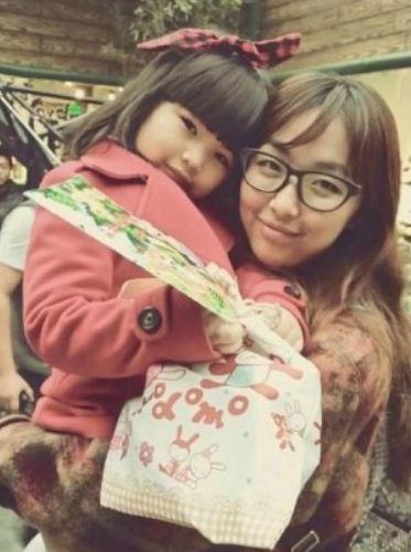 王诗龄和编导姐姐