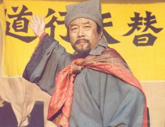 政协委员:为维稳应该禁播《水浒》