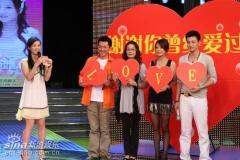 组图:赵薇周一围宣传《谢谢你曾经爱过我》