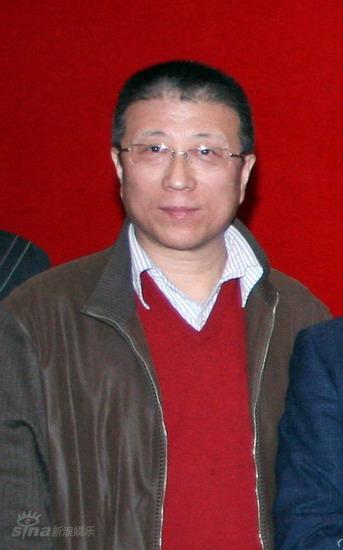 图文:《叶挺将军》首映式--央视剧中心副主任李汀