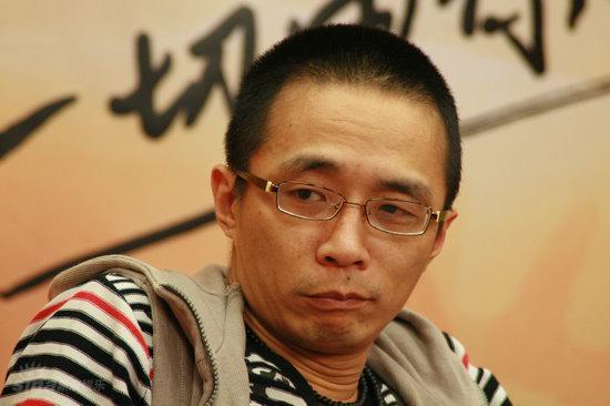 图文:《团长》主创做客--编剧兰小龙做客