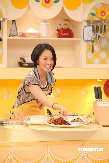 《美女厨房》节目录像