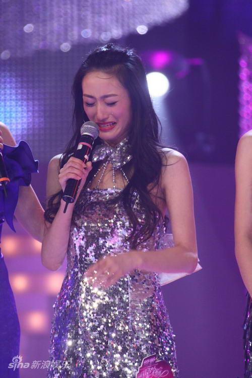 图文:《明星学院》第五课-康铭桐落泪