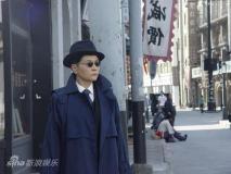 《侦探小说》首尝动作戏冯远征坦言角色难度大