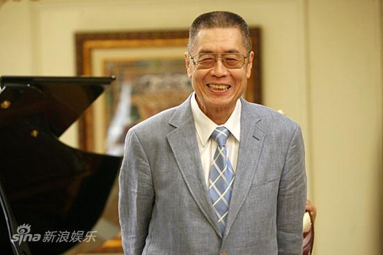 图文:《娱乐没有圈》探班-钢琴家刘诗昆