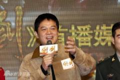 """《利剑》登陆央视八套上演革命""""三角恋""""(图)"""
