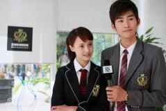 组图:《流星雨2》深圳杀青快女谈莉娜加盟